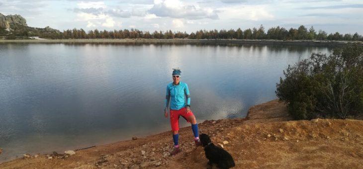 Fín de semana acumulando desnivel 19 y 20 de mayo, días de trekking y bike